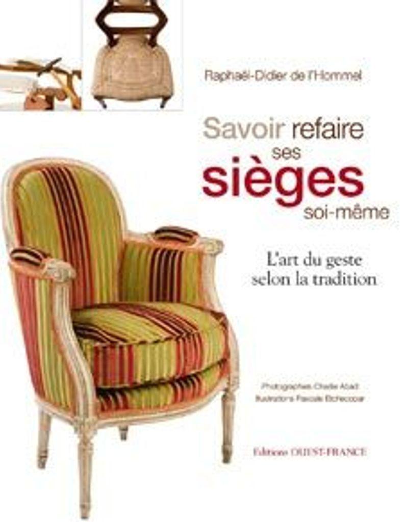 Restaurer Fauteuil Voltaire Moderne apprenez à tapisser vos meubles ! - elle décoration