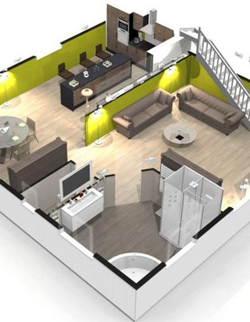 Homebyme Un Super Site Pour Creer Sa Maison En 3d Elle Decoration