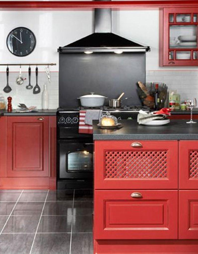 16 idées pour une cuisine ambiance bistrot - Elle Décoration