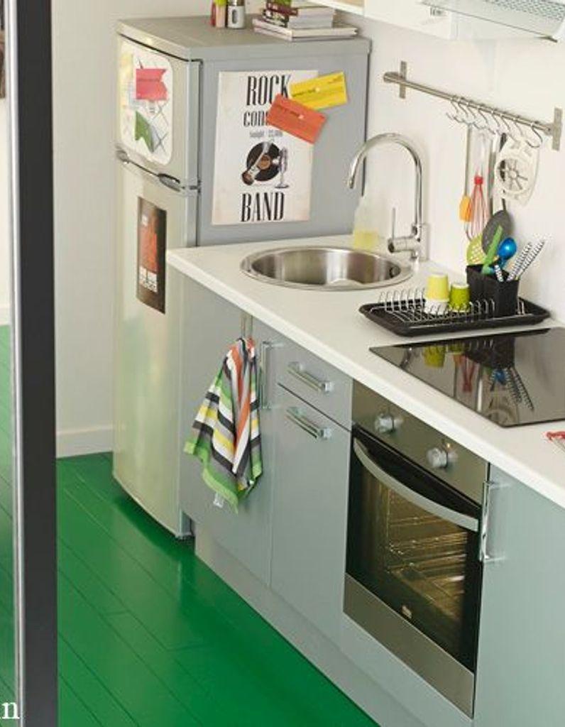 20 petites idées déco dans une cuisine - Elle Décoration