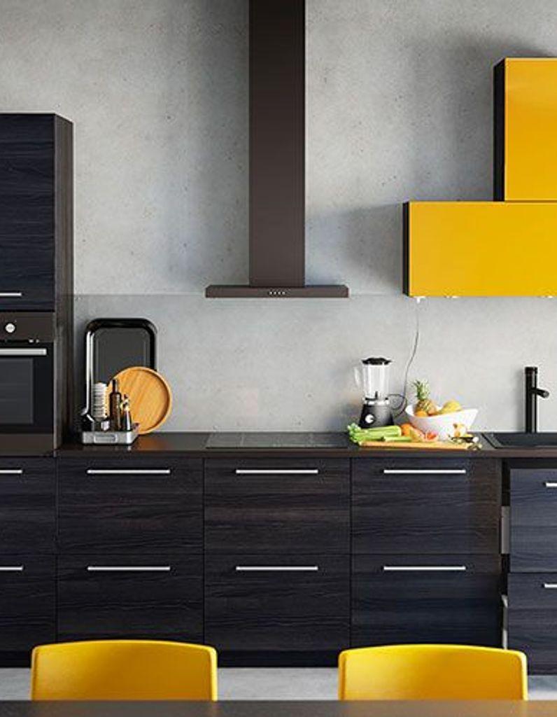 Prix Cuisine Aménagée Ikea cuisines ikea, une question de metod - elle décoration