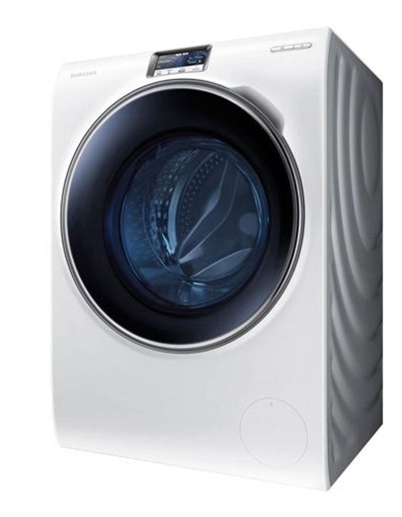Lave Linge Couleur Gris samsung lance le premier lave-linge intelligent - elle