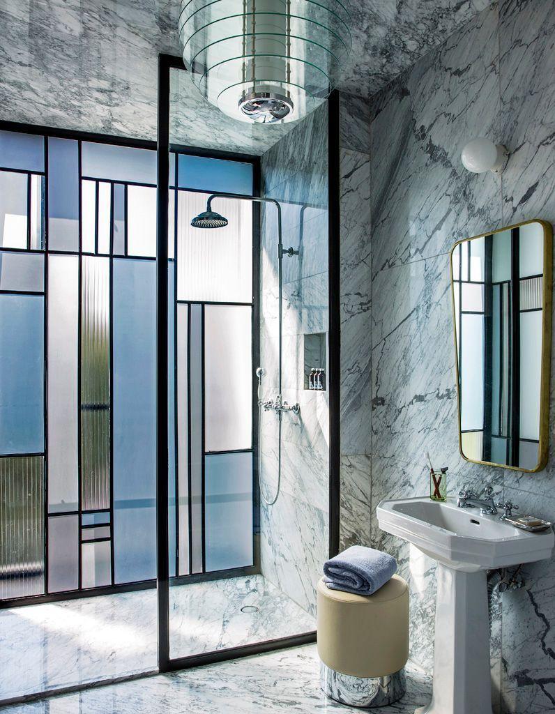 Silicone Acrylique Pour Salle De Bain salle de bains : quoi de neuf ? - elle décoration