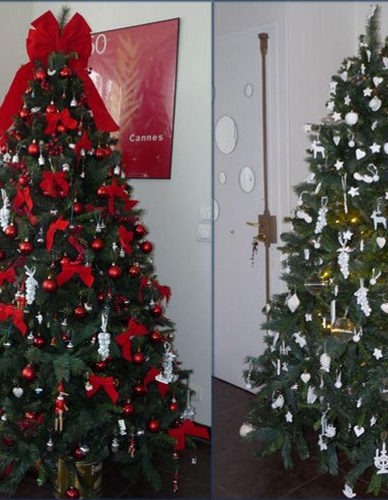 Sapin De Noel Decoration Traditionnelle les 6 règles d'or d'un sapin réussi - elle