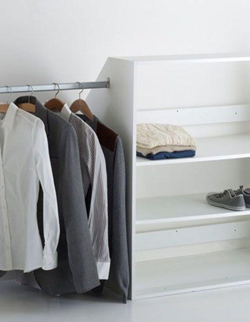 Tringle A Rideau Pour Sous Pente dressing : 5 idées pratiques pour l'aménager - elle décoration