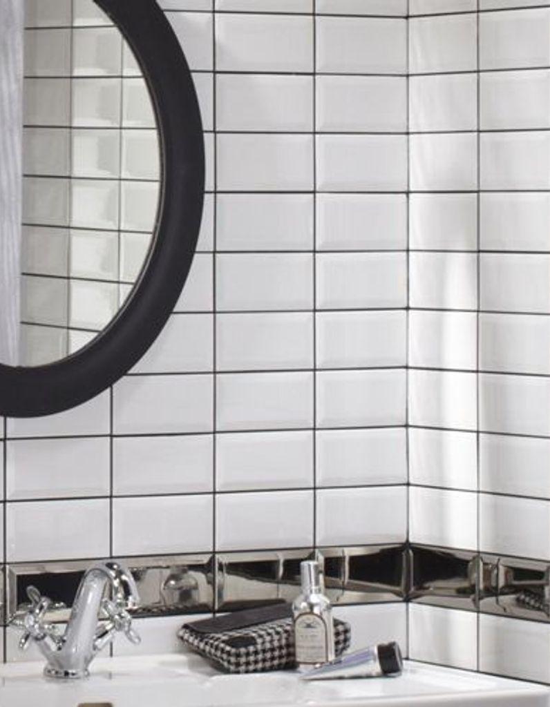 Carrelage Blanc Joint Noir entretenir son carrelage - elle décoration