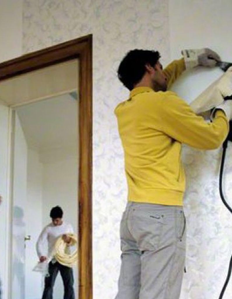 Spatule Décoller Papier Peint comment décoller son papier peint ? - elle décoration