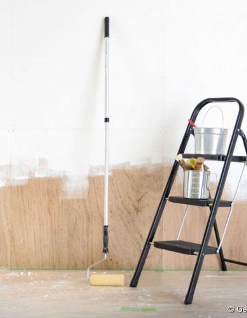 Lessiver Un Mur Avant Peinture peindre un mur - elle décoration