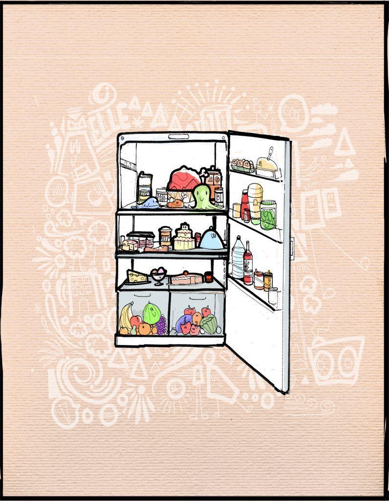 Comment Ranger Dans Un Frigo ranger frigo : comment organiser son frigo ? - elle à table