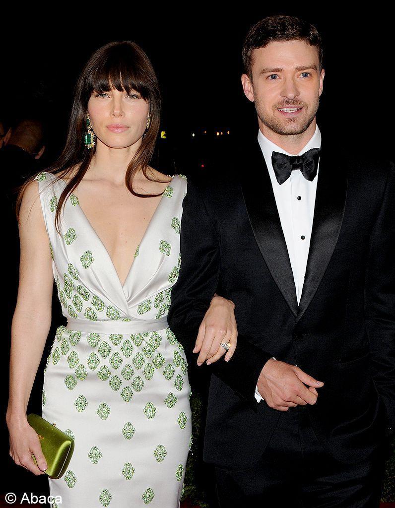 Justin Timberlake et Jessica Biel : retour en images sur leur histoire d'amour