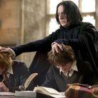 Cancer : Severus Rogue dans « Harry Potter »