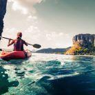 Pour la femme Cancer un sport nautique
