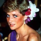 Diana et ses bijoux de tête : sa couronne de fleurs