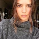 Emily Ratajkowski, l'experte en selfies : @emrata