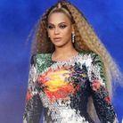 Beyoncé et sa chevelure gaufrée