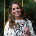 Kate Middleton et sa coiffure naturelle