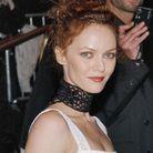 Vanessa Paradis a les cheveux roux en 2005