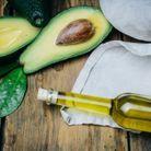 Quelle huile végétale pour les cheveux secs ?