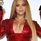 Beyonce, les cheveux longs