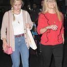 La tresse sur le côté d'Ava, la fille de Reese Witherspoon