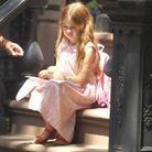 Les cheveux longs de l'une des jumelles de Sarah Jessica Parker