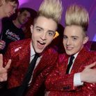 Coiffure Eurovision, Grimes of Jedward   Allemagne 2011