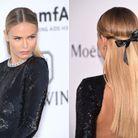 La coiffure avec ruban de Natasha Poly