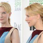 On pique : la tresse mohair de Cate Blanchett