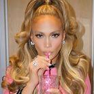La queue-de-cheval haute avec volume de Jennifer Lopez