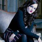 Les boucles soyeuses et le serre-tête cerise de Blair Waldorf  dans Gossip Girl