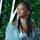 Les tresses de Rihanna