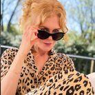 Les cheveux bouclés de Nicole Kidman