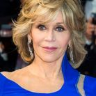 Jane Fonda avant