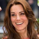 Kate Middleton et ses cheveux aux reflets acajou