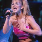 Britney Spears et ses couettes en 1999