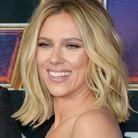 Scarlett Johansson et ses cheveux blonds