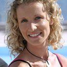 Alexandra Lamy avec son blond solaire en 2005