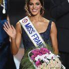Iris Mittenaere sacrée Miss France avec un chignon flou