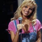 Pamela Anderson avec une coupe so 90's en 1991