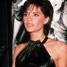 Victoria Beckham et ses cheveux courts en 1999