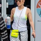 Le chignon facile à faire de Jennifer Lopez