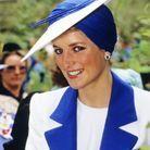Diana et sa pixie cut coiffée d'un chapeau
