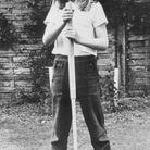 Diana et son carré long