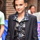 Millie Bobby Brown opte pour un one shoulder