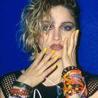 Madonna et sa permanente