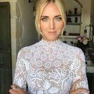Chiara Ferragni et sa mise en beauté