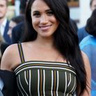 Meghan Markle et sa chevelure en side hair