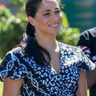 Meghan Markle et sa queue de cheval basse
