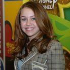 Le brushing châtain de Miley Cyrus en 2006
