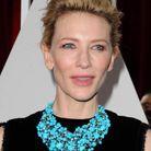 Le chignon crêpé de Cate Blanchett